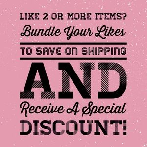 •Bundle Your Likes To Save•